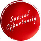 Special opportunity